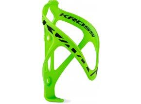Košík na láhev KROSS RUBY green/black
