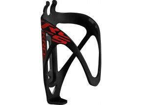 Košík na láhev KROSS GRID Black/red
