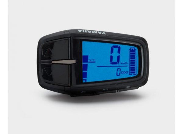 Displej Yamaha Display A pro Haibike Sduro 2019 vcetne kabelu Black