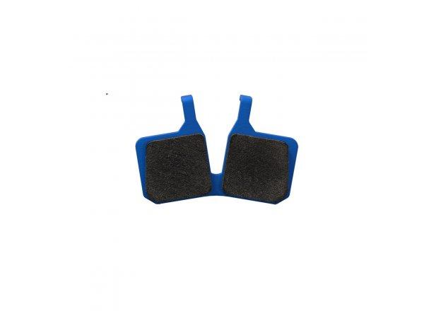 Brzdové destičky Magura MT 4 piston 9C (1 pár) Blue