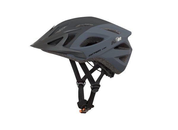 Cyklistická přilba KTM Factory Line 2019 Black/grey
