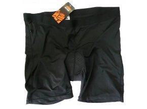 Vnitřní cyklistické kalhoty KTM Factory Enduro Black