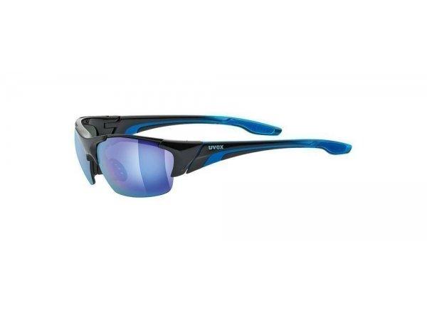 Brýle UVEX BLAZE III Black/blue