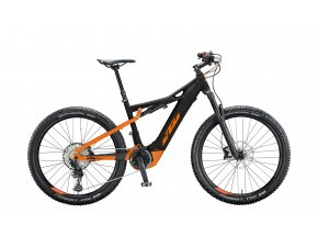 Elektrokolo KTM MACINA LYCAN 271 625Wh 2020 Black matt (orange)