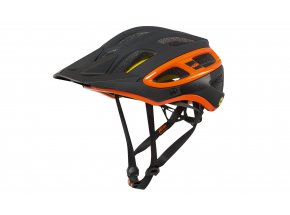 Helma na kolo KTM Factory Enduro X MIPS Black/orange