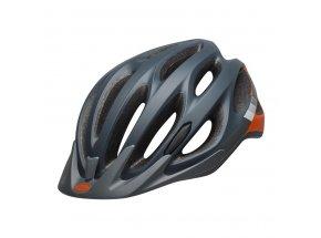 Cyklistická přilba Bell Traverse Mat Slate/Gray/Orange