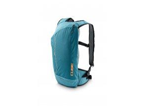 Cyklistický batoh CUBE PURE 4RACE Blue
