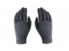 Cyklistické rukavice KTM Factory Team dlouhoprsté Black