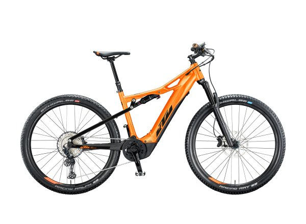 Elektrokolo KTM MACINA CHACANA 293 625Wh 2020 Space orange (black)
