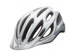 Cyklistická přilba Bell Traverse White/silver