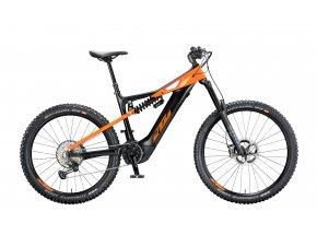 Elektrokolo KTM MACINA PROWLER Prestige 2020 Black matt (space orange glossy)