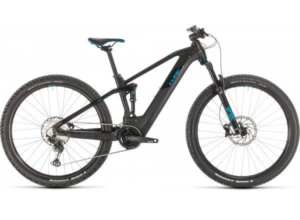 Elektrokolo CUBE STEREO HYBRID 120 RACE 500 29 2020 frozengreen´n´green