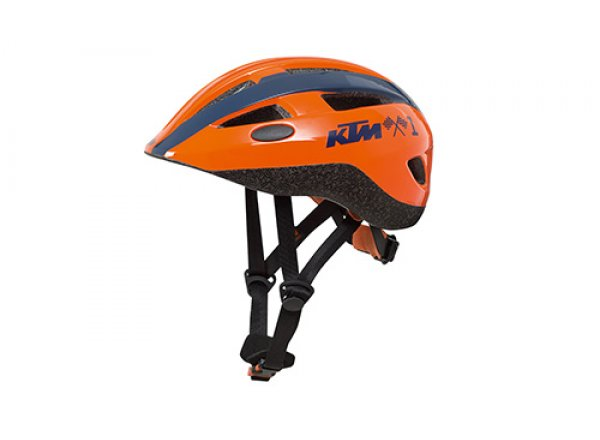 Dětská helma na kolo  KTM Factory Kids 2021 Orange