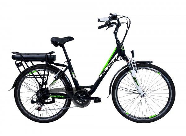 Elektrokolo LECTRON Citana 26 480 Wh 2019 Black/green