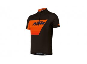 Dětský dres KTM Factory Youth 2019 Black/orange
