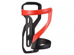 Košík na láhev SPECIALIZED ZEE CAGE II Right Matte Black/Rocket Red