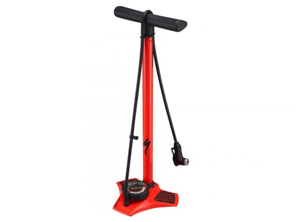 Dílenská pumpa SPECIALIZED Air Tool Comp V2 Rocket Red