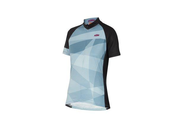 Dámský cyklistický dres KTM Lady Line Black/blue