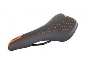 Dětské sedlo KTM Junior Black/orange