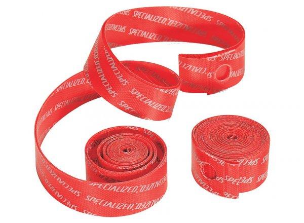 Páska na ráfek SPECIALIZED Rim Strip 2 kusy Red
