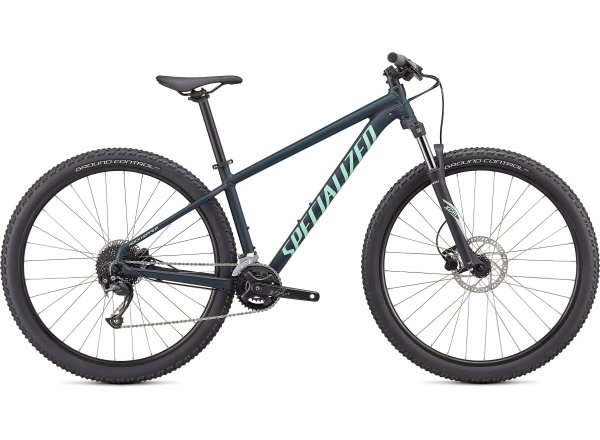 Horské kolo SPECIALIZED ROCKHOPPER SPORT 29 2021 SATIN FOREST GREEN / OASIS