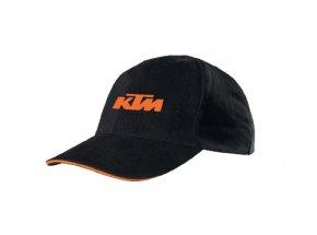 Kšiltovka KTM Cap Black/orange