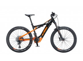 Elektrokolo KTM MACINA LYCAN 272 625Wh 2021 metallic black (orange+black matt)