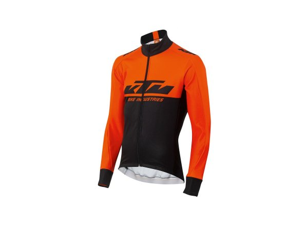 Bunda KTM Factory Team Race Winter 2021 Black/orange