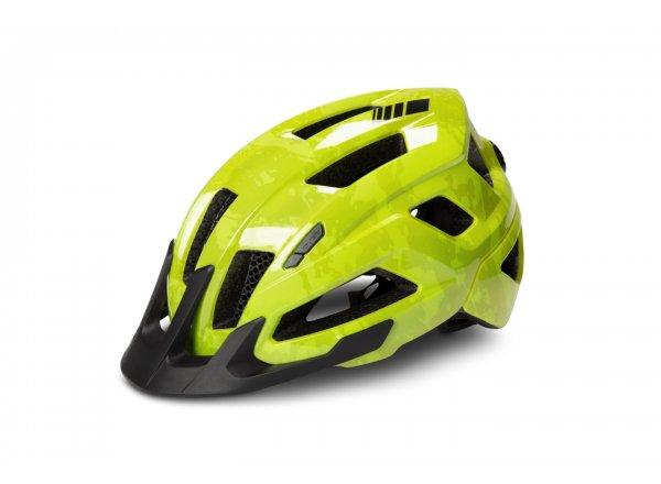 Helma na kolo CUBE STEEP glossy citrone