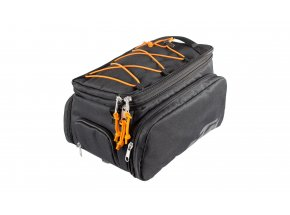 Brašna KTM SPORT TRUNK BAG PLUS E-BIKE Snap it 2021 Black