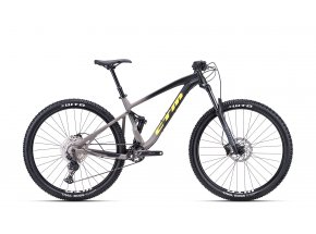 "Horské kolo CTM RIDGE 29"" 2021 Grey/black/lime"