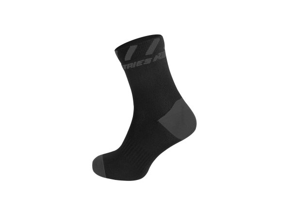 Ponožky KTM Factory Line Socks 2021 Black/grey
