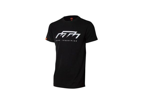 Tričko KTM Bike Industries 2021 Black/whihe