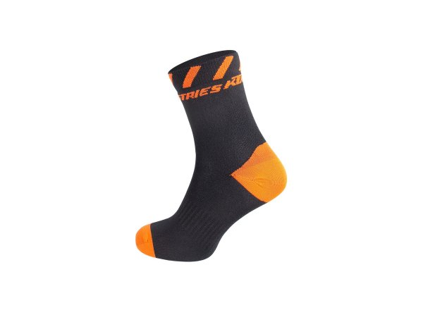 Ponožky KTM Factory Line Socks 2021 Black/orange