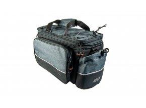 Brašna KTM LINE TRUNK BAG snap IT 2021 Black/grey