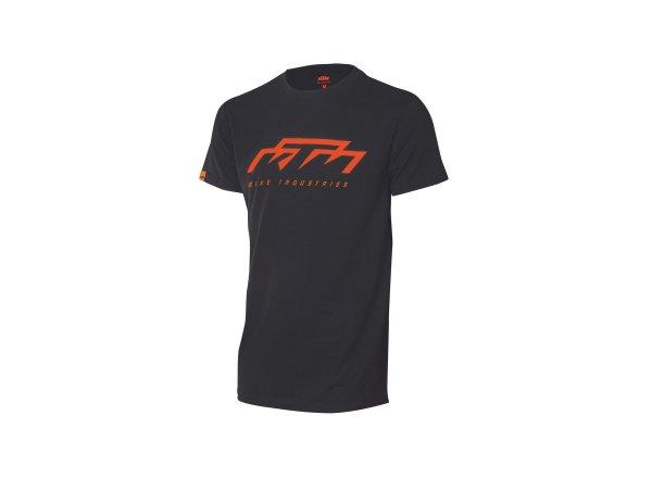 Tričko KTM Bike Industries 2021 Black/orange