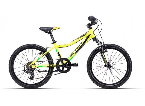 Dětské kolo CTM JERRY 2.0 20 2021 Yellow/black