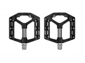 Pedály CUBE RFR Pedals Flat SLT 2.0 Black