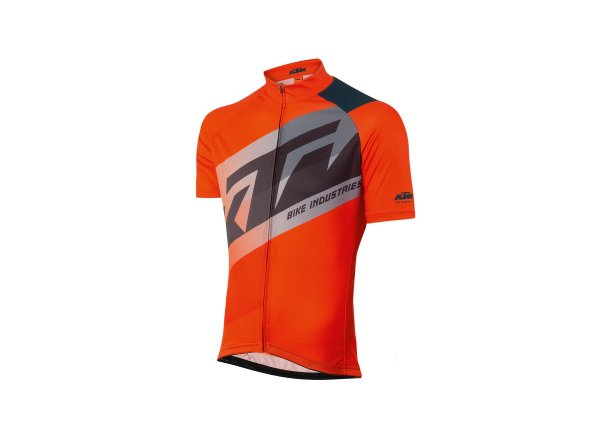Dětský dres KTM Factory Youth 2021 orange/grau