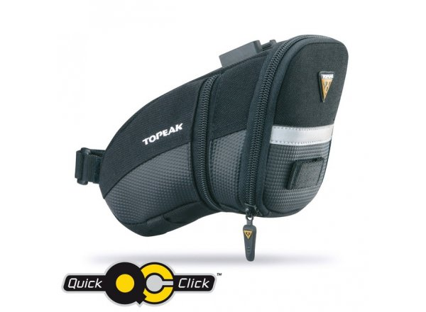 Podsedlová brašna TOPEAK AERO WEDGE PACK Medium s Quick Click
