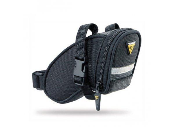 Podsedlová brašna TOPEAK AERO WEDGE PACK Small pásky