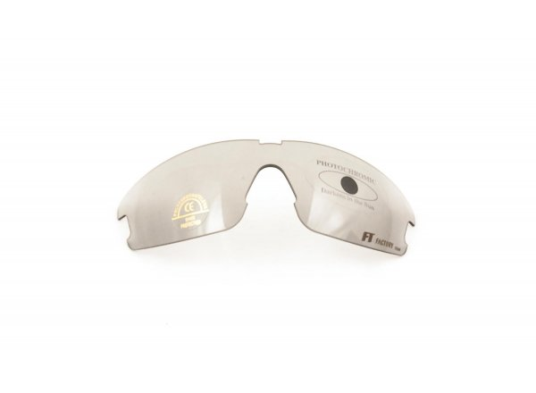 Náhradní photochromatická skla do brýlí KTM Factory Team kat. 1-3 Photochromatic