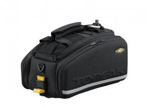 Brašna na nosič TOPEAK MTX TRUNK Bag EXP s držákem na láhev Black