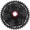 Kazeta SUNRACE MSX 10s Black/red
