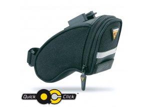 Podsedlová brašna TOPEAK AERO WEDGE PACK Micro s QuickClick