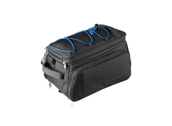 Brašna KTM Sport Trunk Bag Snap it 2022 Grey/blue
