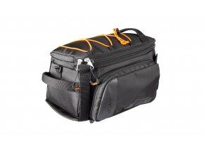 Brašna KTM Sport Trunk Bag Plus Strap 2022 Black/orange