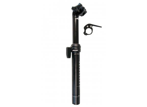 Teleskopická sedlovka KTM DROPPER POST COMP External - 390 mm Black