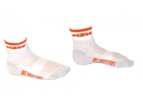 Ponožky KTM Carbon White/Orange