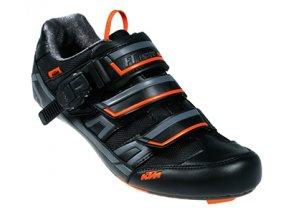 Tretry KTM Factory team Road carbon Black/orange